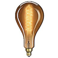 Grand Nostalgic PS56 Spiral Filaments Lamp