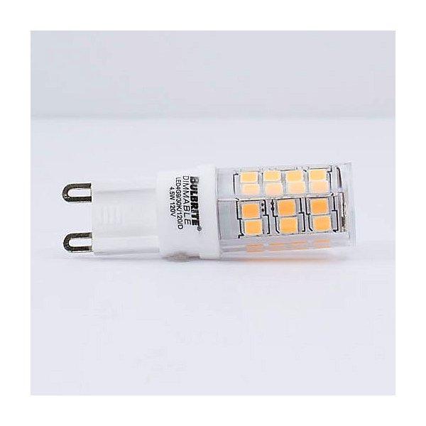 4.5W 120V T4 G9 LED Clear Bulb