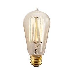 Nostalgic Edison Squirrel Cage ST18 Lamp