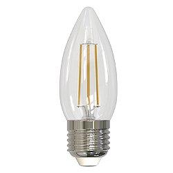 4.5W 120V B11 E26 LED Clear Bulb