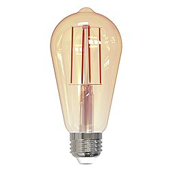 7W 120V ST18 E26 Nostalgic LED Bulb