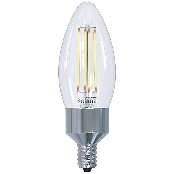 4W 120V B11 E12 Filament Smart LED Bulb