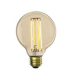 Nostalgic Globe LED Filaments Lamp