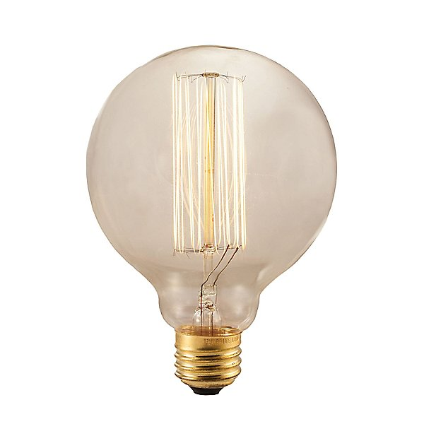 Nostalgic Edison G30 Globe Thread Filaments Lamp