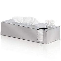 Nexio Dispenser For Tissues, Cotton Swabs + Pads