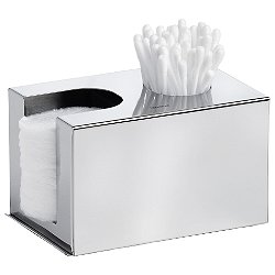 Nexio Dispenser For Cotton Swabs + Pads