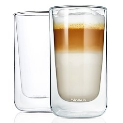 Nero Insulated Macchiato/Tea Glass - Set of Two
