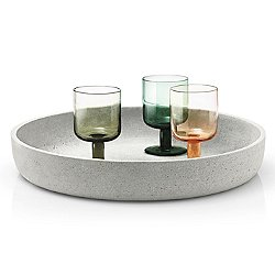 Moon Decorative Bowl Tray