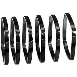 Fino Napkin Rings Set of 6