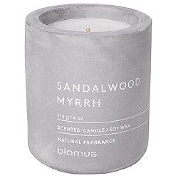 Fraga Sandalwood Myrrh Candle