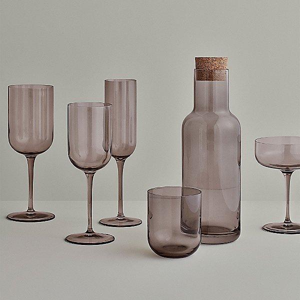 FUUM Champagne Flute Glass - Set of 4