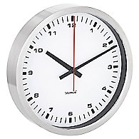 Era Wall Clock by Blomus (Medium/White) - OPEN BOX RETURN