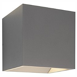 Outdoor QB LED Up and Down Wall Sconce