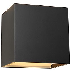 QB LED Wall Sconce (Black/Dimmable) - OPEN BOX RETURN