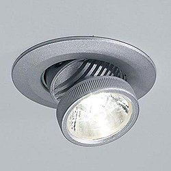 Ledra R (Warm White/Matte Chrome/30 Degree Lens) - OPEN BOX