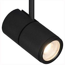 Versa LED Canopy Spot (Black) - OPEN BOX RETURN