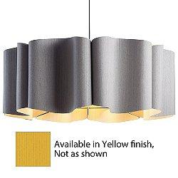 Paulina Pendant (Yellow/24 Inch Diameter) - OPEN BOX RETURN