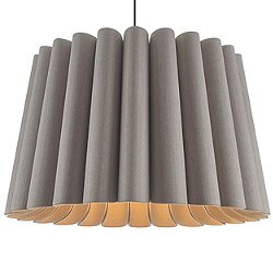 Renata Long Acoustic Pendant Light