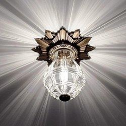 Opera House Flush Mount Ceiling Light
