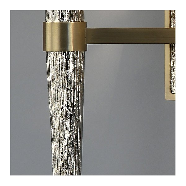 Comet Double Wall Sconce