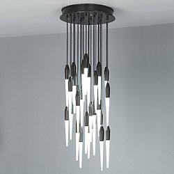 Icicle LED Multi-Light Pendant Light