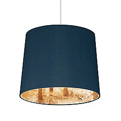 Shady Tree Small Pendant Light (Blue) - OPEN BOX RETURN
