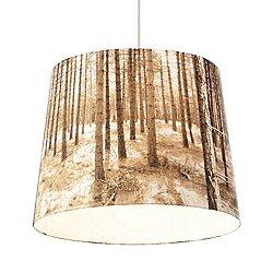 Shady Tree Forest Medium Pendant Light