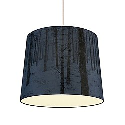 Shady Tree Forest Small Pendant Light