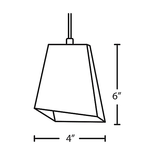 Skip Mini Pendant Light