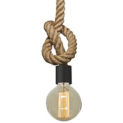 Solo Rope Mini Pendant Light