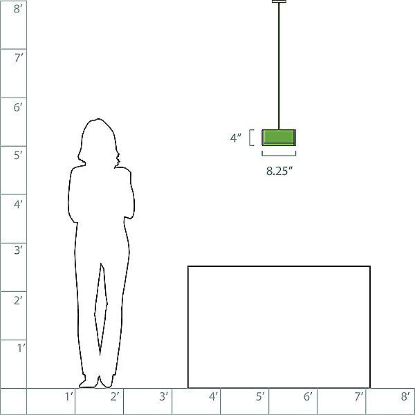 Jodi Low Voltage Pendant Light - Halogen