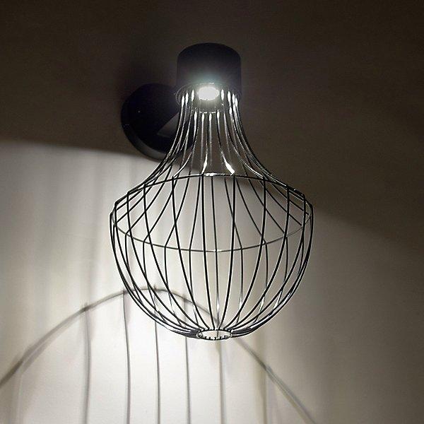 Sultana Flare LED Outdoor Wall Light