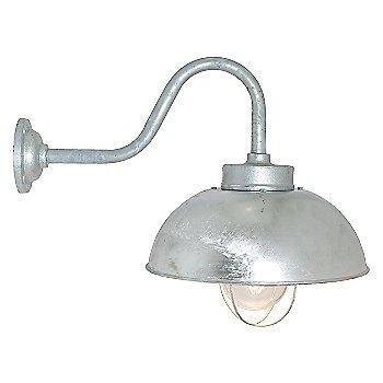 Galvanised Silver
