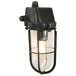 Weatherproof Ship's Well 2 Wall Light