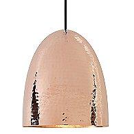 Stanley Pendant (Hammered Copper/Medium) - OPEN BOX RETURN