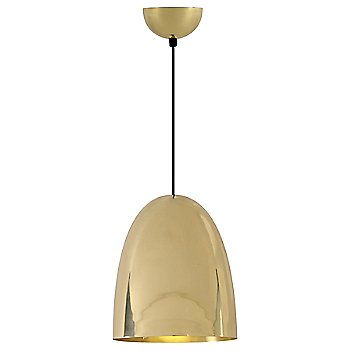 Large size / Polished Brass finish