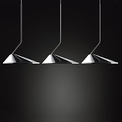 Non La Linear Multi-Light LED Pendant Light