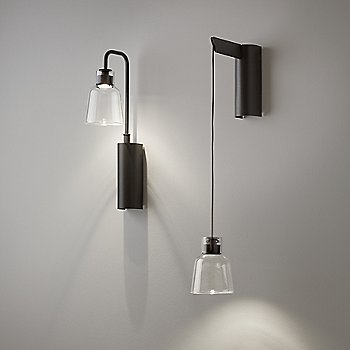 Transparent Glass finish