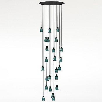 Green Glass / 24 Lights