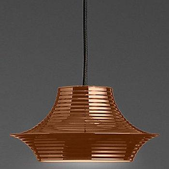 Brilliant Copper with Copper Metal Mesh finish