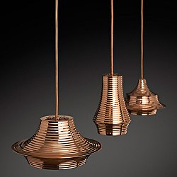 Tibeta 3 Light Multipoint Pendant Light