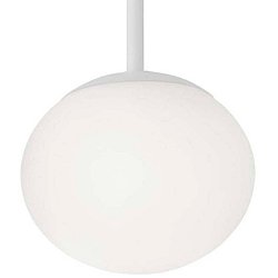Elipse Outdoor Semi-Flush Mount Ceiling Light
