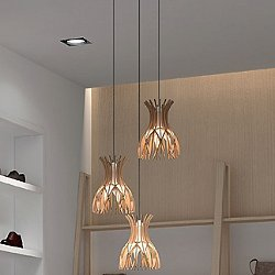 Domita Multi-Light Pendant Light