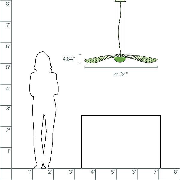 Mediterrania LED Pendant Light