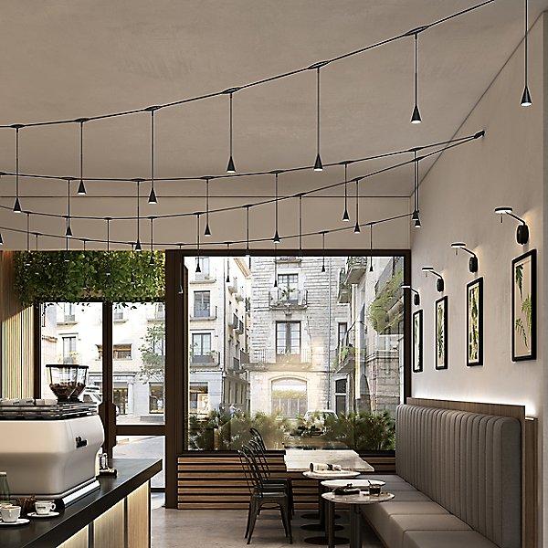 Skybell LED Catenary Pendant Light