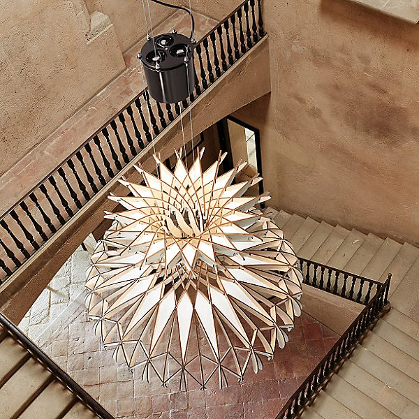 Dome LED Chandelier