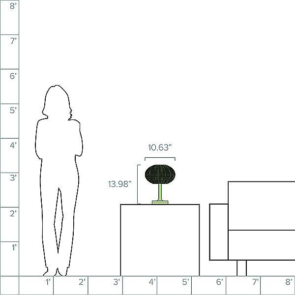 Garota LED Outdoor Table Lamp