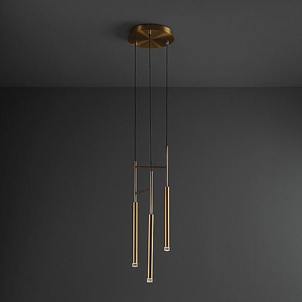 Candle LED Pendant Light