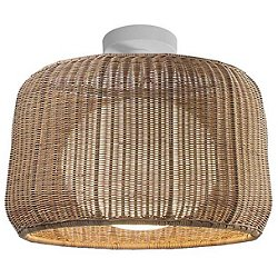 Fora Semi-Flush Mount Ceiling Light