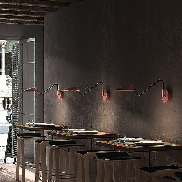 Non La 03 LED Wall Sconce